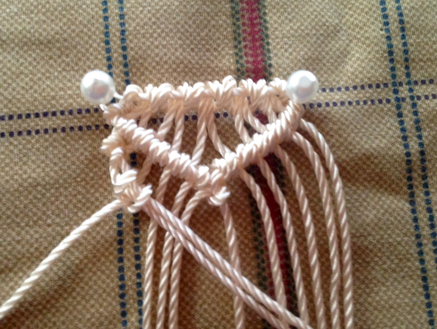 macrame clear edge