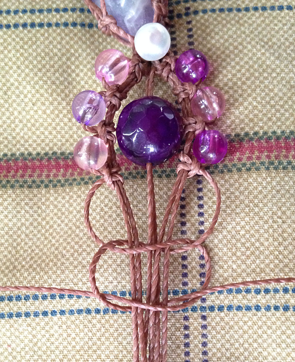 macrame patterns beads